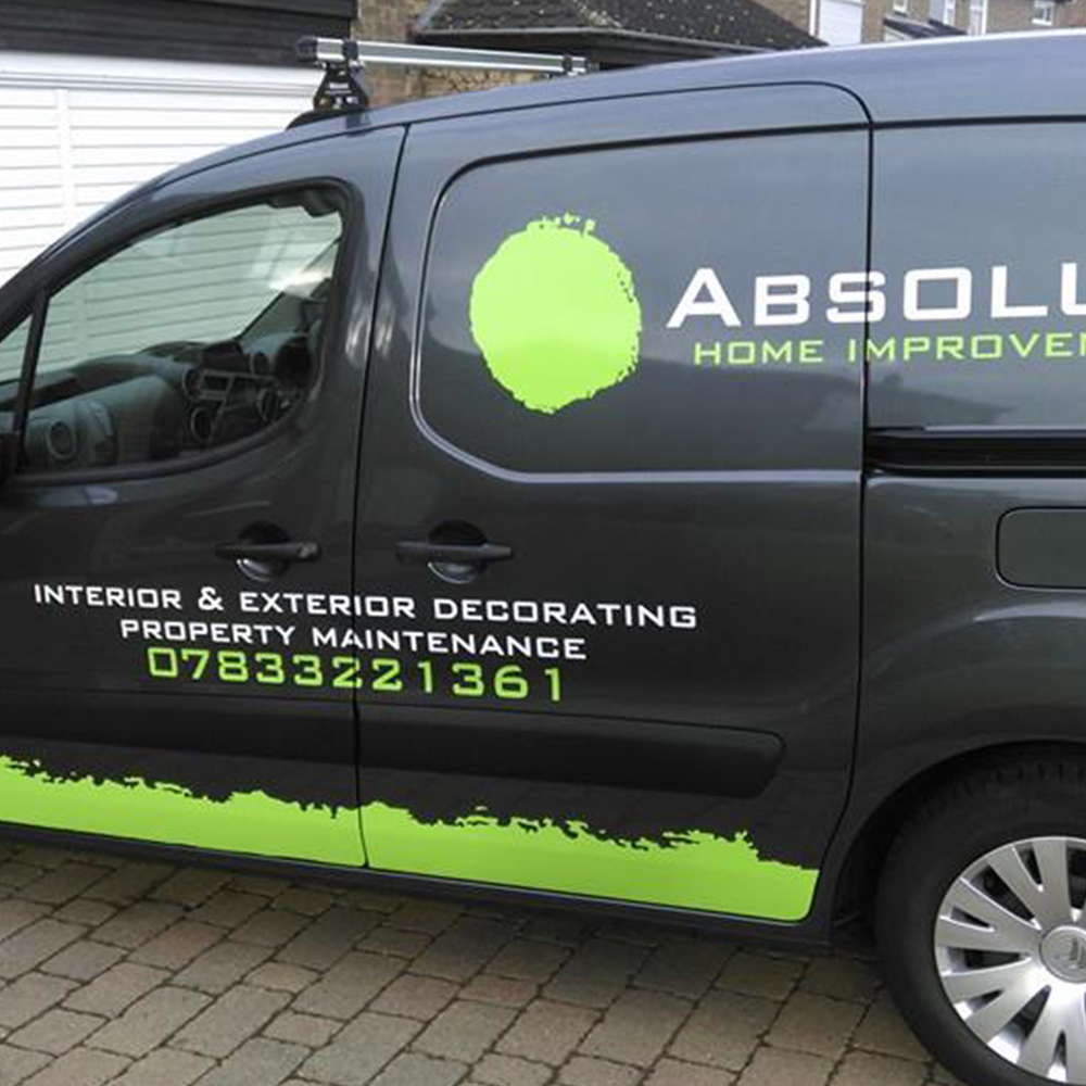Vehicle Signage / Print - Fresh Prints | Specialising in ...