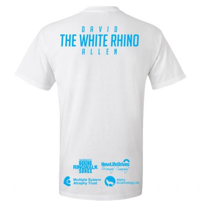 White Rhino Hull Ringwalk T-Shirt