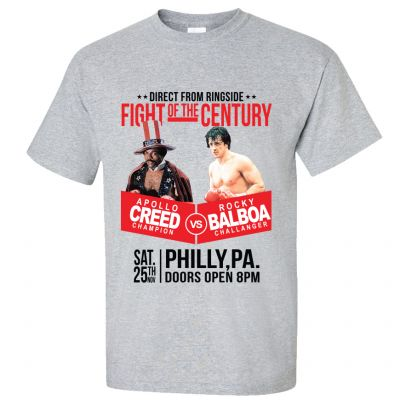 Creed v Balboa - Fight Of The Century T-Shirt