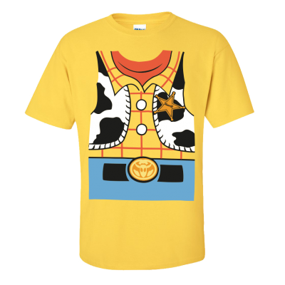 Woody T-Shirt (Personalise Me)