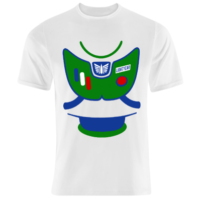 Lightyear T-Shirt (Personalise Me)