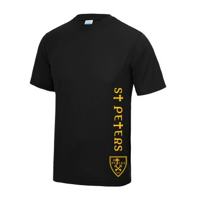 Adults Cool Fit St Peters T-Shirt