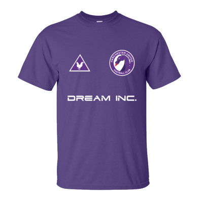 Dream Team T-Shirt (Personalise Me)