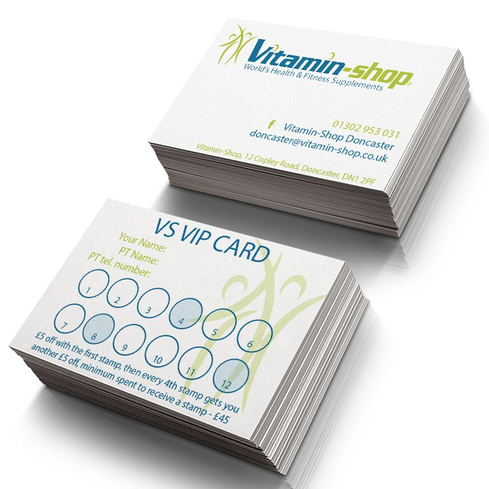 Business Card / Print - Fresh Prints | Specialising in Design, Print ...
