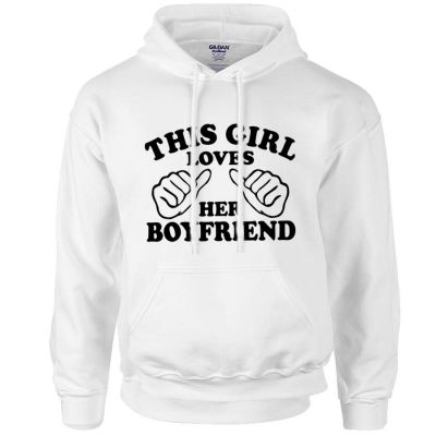 This Girl Loves Her Boyfriend Hoodie