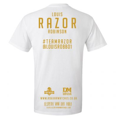 Razor Ring Walk Cotton T-Shirt