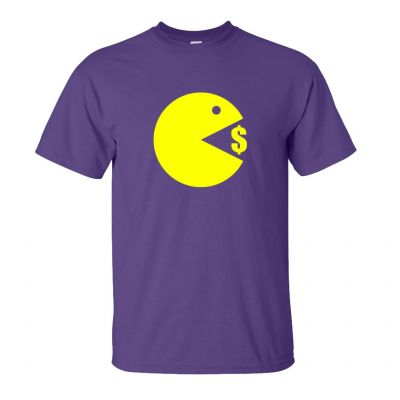Pacman Money T-shirt