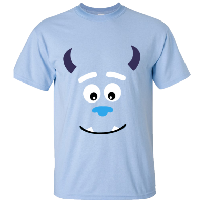 Sully Smile T-Shirt (Personalise Me)