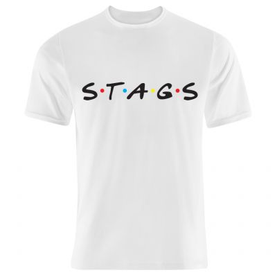 Stags Friends T-Shirt (Personalise Me)