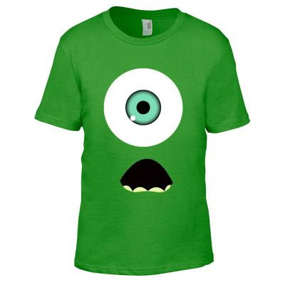 Mike Shocked T-Shirt (Personalise Me)