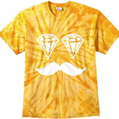 Diamond Tash Tie Dye T-Shirt