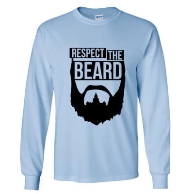 Respect The Beard Jumper