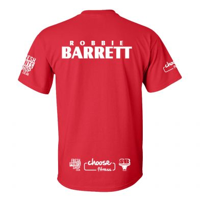 Kids Robbie Barrett T-Shirt