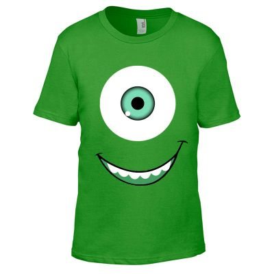 Mike Smile T-Shirt (Personalise Me)
