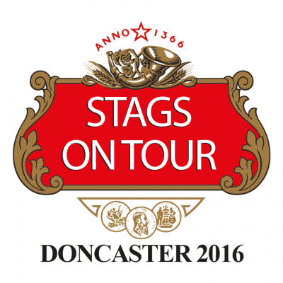 Stags On Tour T-Shirt (Personalise Me)