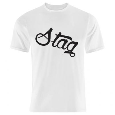 Stag T-Shirt (Personalise Me)