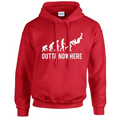 Outta Nowhere Hoodie