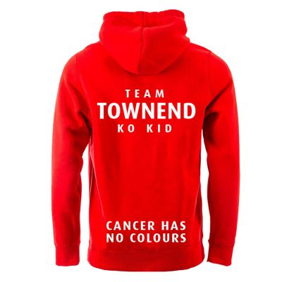 Adults Team Townend Hoodie (Bramall Lane 2017)