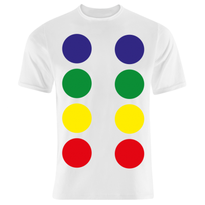 Twister T-Shirt (Personalise Me)