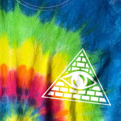 Illuminati Rainbow T-Shirt