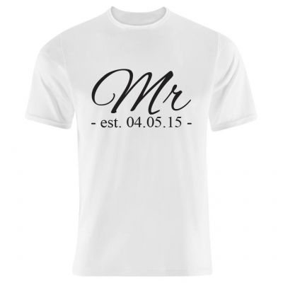 Mr T-Shirt (Personalise Me)
