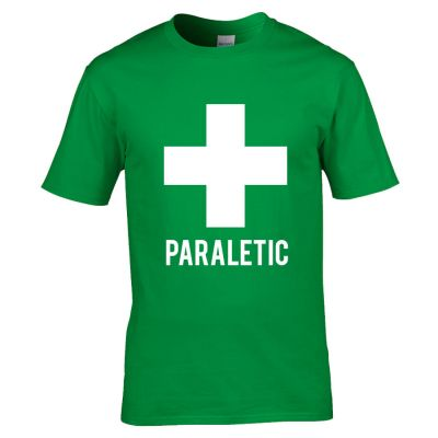 Paraletic T-Shirt (Personalise Me)