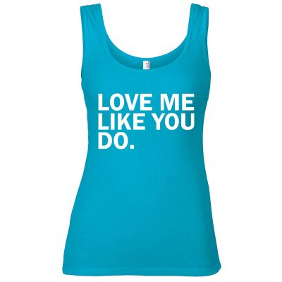 Love Me Like You Do Vest
